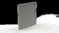 Решетка алюминиевая канальная нерегулируемая Канал-РКА-60-35
