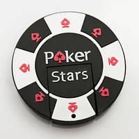 USB- флешка Звезда Покера флеш память накопитель Покер Стар Poker Stars, фото 1