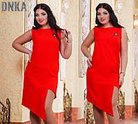Платье женское большие размеры (цвета) /ат1043, фото 1