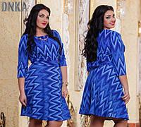 Платье женское большие размеры (цвета) /с1205, фото 1