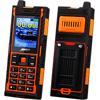 Водонепроницаемый телефон Aole Dio 5, IP67, 3800 мАч (+Powerbank), 2 SIM, FM, Bluetooth, MP3. Громкий звук!