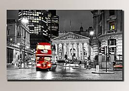 """Картина на холсте """"Лондон"""""""