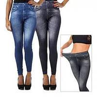 Женские корректирующие брюки  Slim` N Lift Caresse Jeans, фото 1