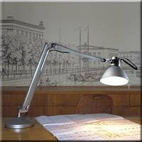Интерьерный настольный светильник Luceplan, фото 1