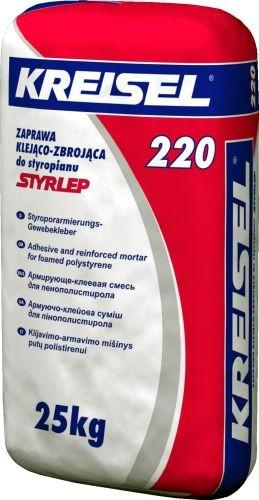 Клеевая смесь для систем утепления с использю  ППС арм. 25 кг