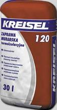 Суміш для кладки термоізоляція з базальтовм. (1 меш.-30л)