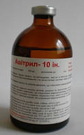 Комплексный антибиотик Авитрил-10, энрофлоксацин, 100 мл