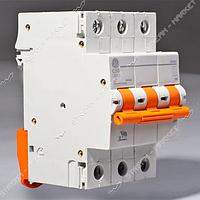 Автомат General electric DG 63 трёхпол. 3/16А.