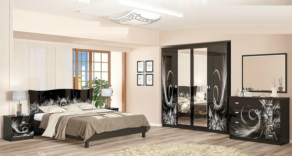 Спальня Ева Мебель-Сервис