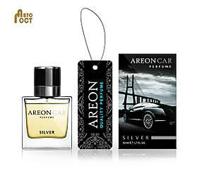 Areon Car Perfume Silver 50мл.