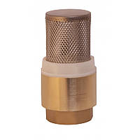 """Комплектующие для насосного оборудования Клапан обратный с фильтром 1"""" Sandi Plus"""