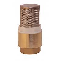 """Комплектующие для насосного оборудования Клапан обратный с фильтром 1""""1/4 Sandi Plus"""