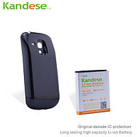 Усиленный аккумулятор  Samsung Galaxy S3 Mini i8190 EB42562LU Kandese