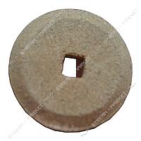 Точилка в мясорубку для заточки ножа с круглым отверстием