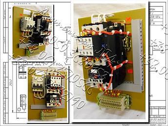 Б5130, БМ5130 блок управления асинхронным нереверсивным двигателем, фото 2