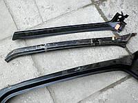 Наружная накладка передней стойки на Cлавуту 1105-5401066-11. Внутренняя часть стойки 1105-5301048-01 Дана1105, фото 1