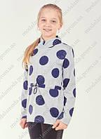 Модная туника для девочки-подростка Горох