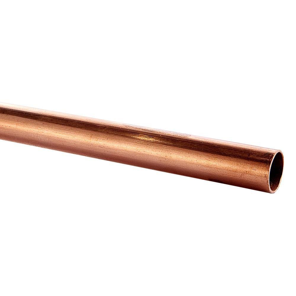 Труба мідна Ø 35