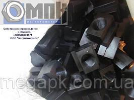 Гайка для Т-образных пазов М8 DIN 508, класс прочности 10