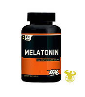 Мелатонин Melatonin от Optimum Nutrition 100 таб.