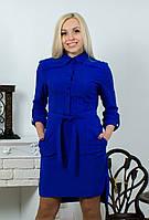 Платье женское из штапеля, фото 1