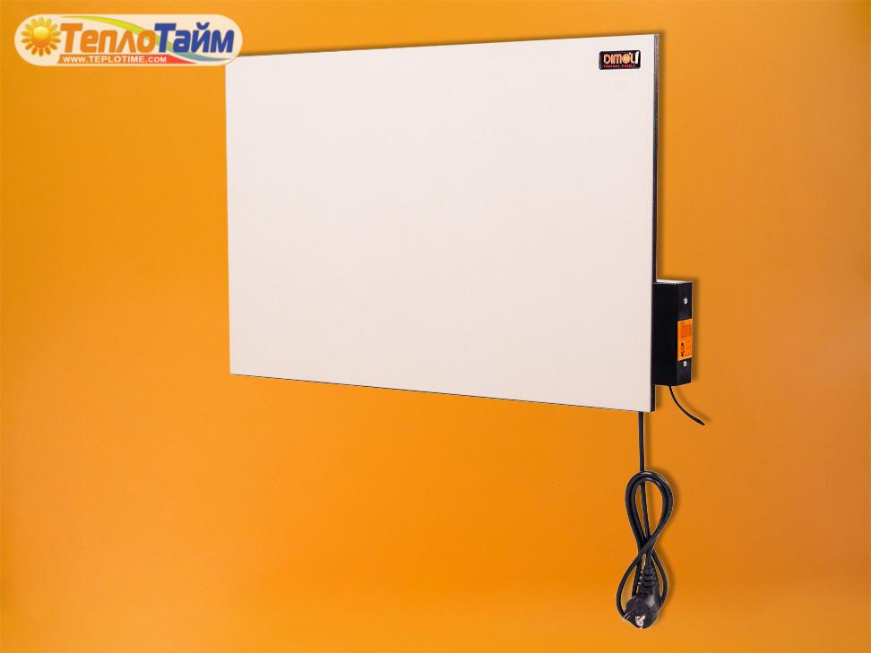 Керамічна панель DIMOL Mini 01 з терморегулятором (кремовий) 270 Вт, (керамическая панель)
