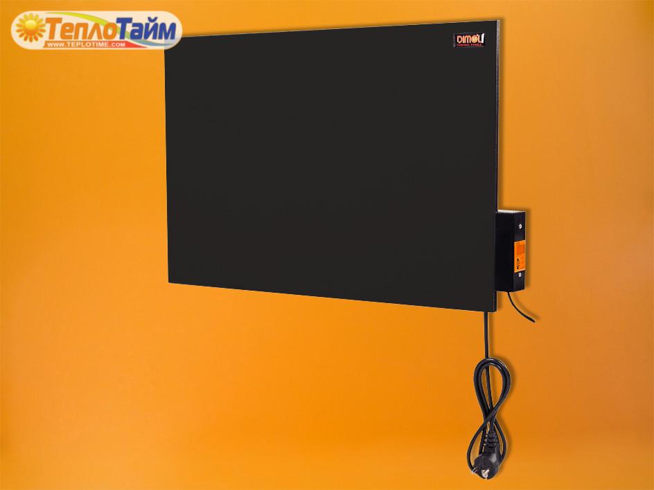 Керамічна панель DIMOL Mini PLUS  01 (графітовий) 370 Вт, (керамическая панель)