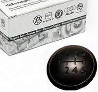 Накладка ручки переключения передач 1-6,R VW T5 03-