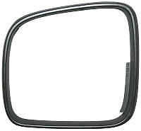 Накладка зеркала заднего вида L, T5/Caddy 03-