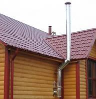 Преимущества дымохода из нержавеющий стали
