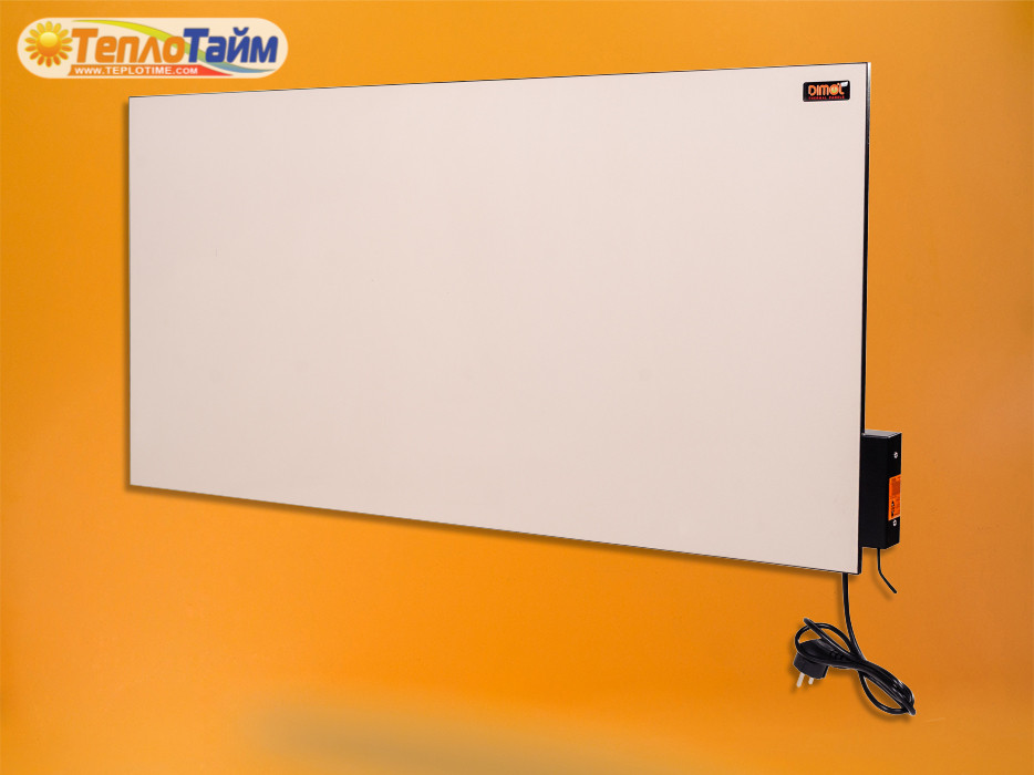 Керамічна панель DIMOL Maxi PLUS 05 (кремовий) 750 Вт, (керамическая панель)