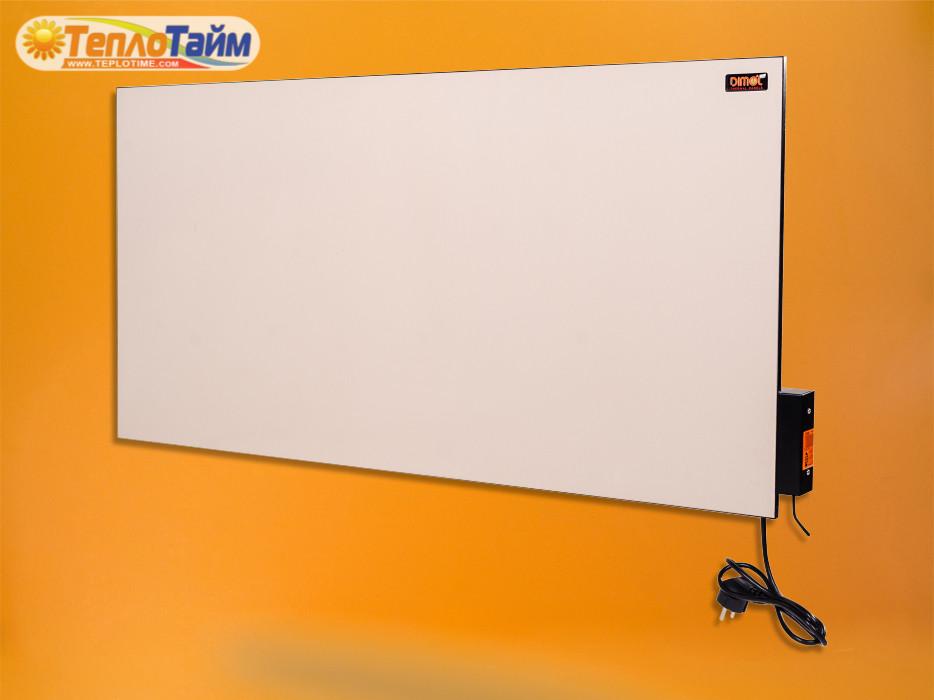Керамічна панель DIMOL Maxi 05 з терморегулятором (кремовий) 500 Вт, (керамическая панель)