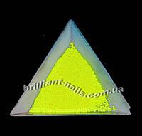 Пигмент флуоресцентный желтый(лимонный) неон, 2.5г, фото 1