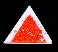 Флуоресцентный пигмент оранжевый неон 2.5г