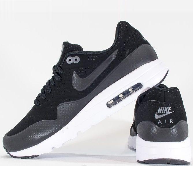 7eb8a110 Женские кроссовки Nike Air Max 1 Ultra Moire Black Grey купить в ...