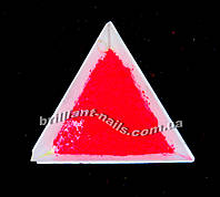 Пигмент флуоресцентный красно-коралловый неон, 2.5г