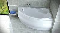 Акриловая ванна Finezja Nova 155х95 (правая) Besco PMD Piramida