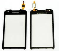 Сенсорное стекло Samsung Galaxy Xcover 2 S7710 черное