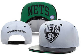 Кепка Snapback Brooklyn Nets / SNB-476