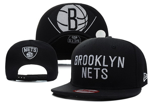 Кепка Snapback Brooklyn Nets / SNB-477