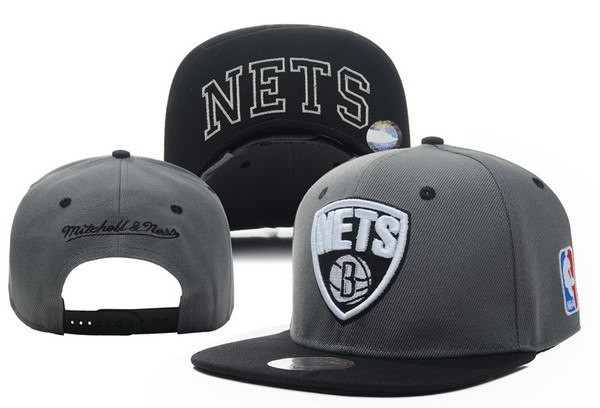 Кепка Snapback Brooklyn Nets / SNB-478