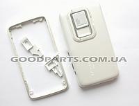 Корпус для Nokia N900 белый high copy