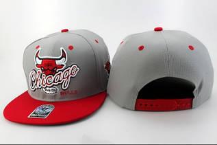 Кепка Snapback Chicago Bulls / SNB-497 (Реплика)