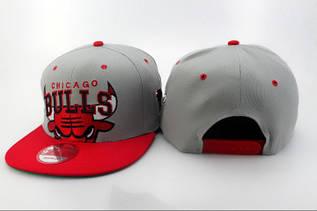 Кепка Snapback Chicago Bulls / SNB-499