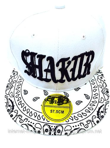 Кепка мужская  ХИП-ХОП SHAKUR
