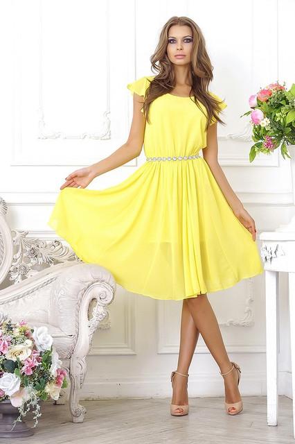 Готовимся к весне: выбираем красивое платье