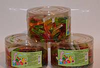 Желейная конфета Червячки 150 штук Украина, фото 1