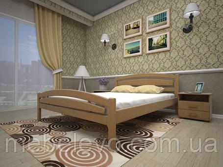 Односпальная кровать Модерн 2 90 ТИС 905х980х2085мм  , фото 2