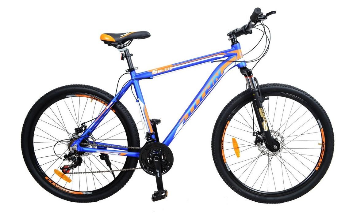 Горный велосипед Titan XC2716 27,5″ (2016)