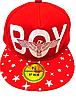 Кепка мужская  ХИП-ХОП BOY